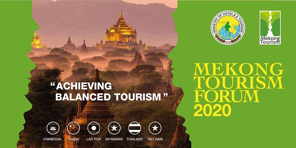 메콩 관광 포럼 2021 년 XNUMX 월까지 연기