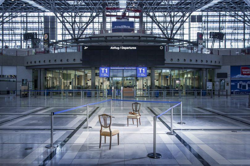 فرودگاه اشتوتگارت: اولین کنسرت های 1: 1 در یک ترمینال فرودگاه