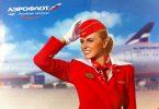 Aeroflot: internationale vluchten worden pas halverwege de zomer hervat