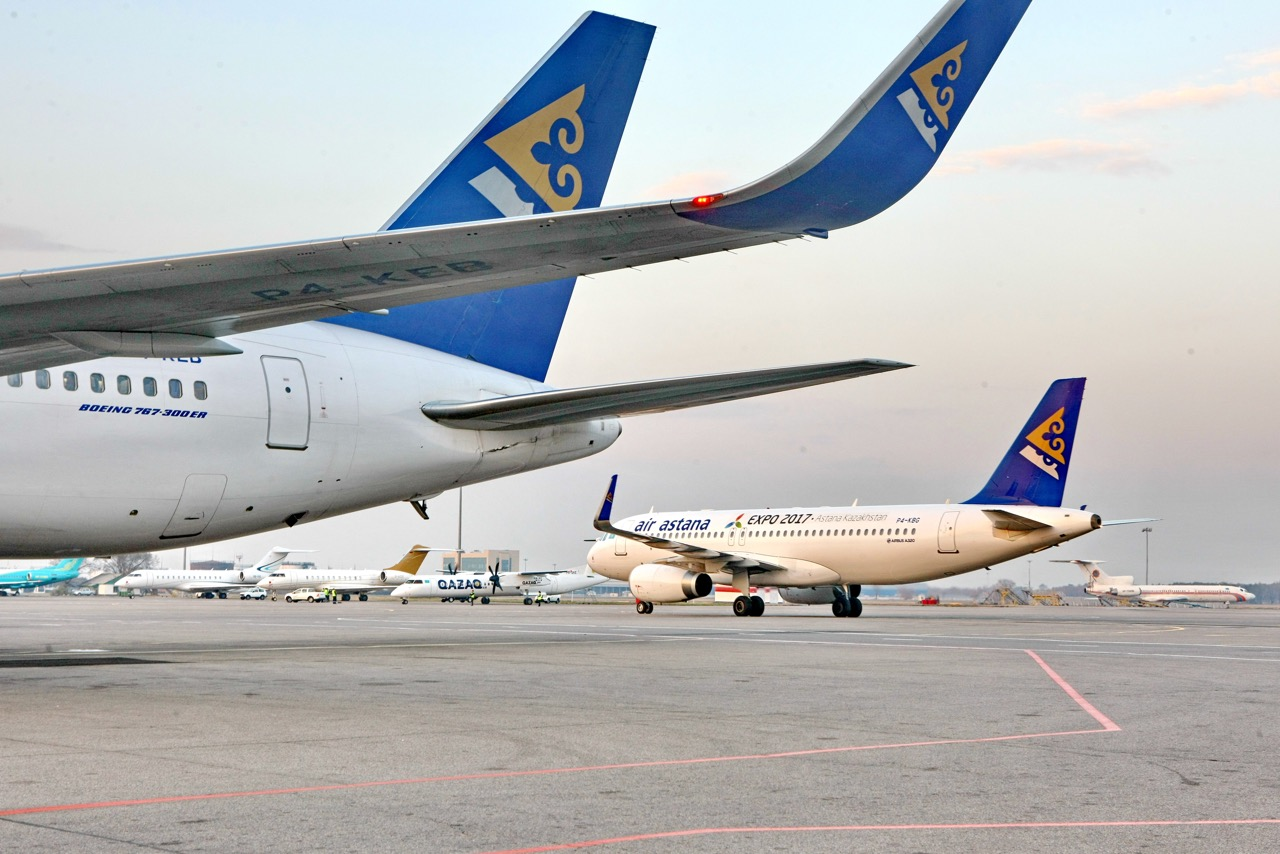 Air Astana Flights Resume to Uzbekistan and Kyrgyzstan