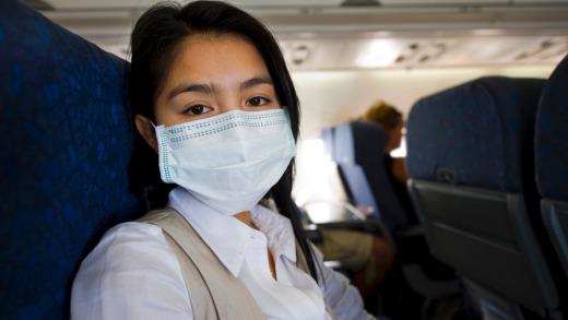 یاتا درخواست پوشش صورت و ماسک خدمه مسافران را می کند