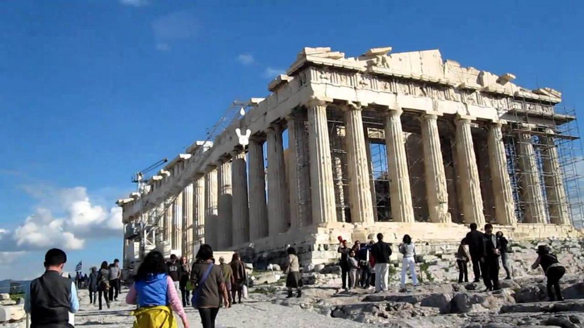 أعيد فتح المعالم اليونانية القديمة والمواقع التاريخية في منتصف شهر مايو