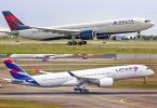Delta Air Lines and LATAM sign trans-American Joint Venture Agreement