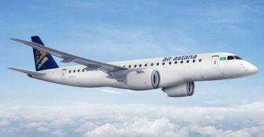 Air Astana reanuda vuelos al centro regional en Kazajstán