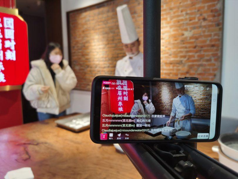 گردشگری شانگهای برای تقویت بخش سفر ، نمایش زنده را راه اندازی می کند