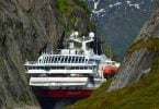 Hurtigruten cruise line extends suspension of operations