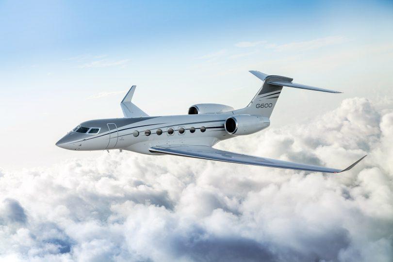 Gulfstream G600 تاییدیه آژانس ایمنی هواپیمایی اتحادیه اروپا را دریافت می کند