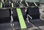 Aeroporto de Frankfurt pronto para voar com segurança