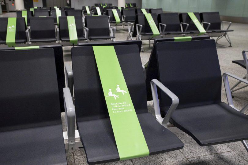 فرودگاه فرانکفورت آماده پرواز ایمن است