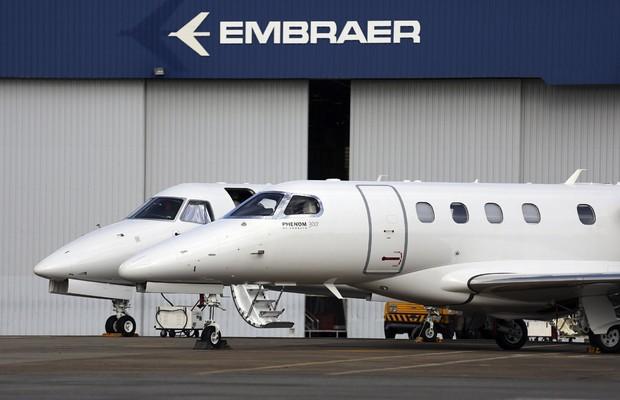 Embraer پنج هواپیمای تجاری و 1 هواپیمای اجرایی را در 20QXNUMX تحویل می دهد