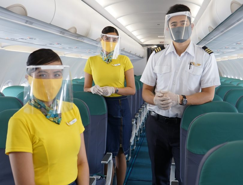Cebu Pacific rolling out 'contactless flights'