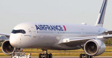 Air France به موریس: پروازها از 15 ژوئن از سر گرفته می شوند