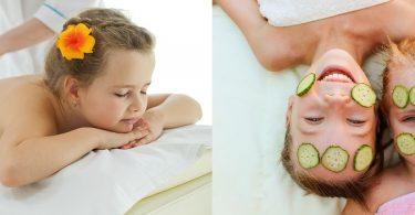 "Вилли Вонка шыктандырган ""Spa Candy"" Kids Spa Experience by Centara Hotels & Resorts"