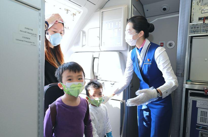 As viagens aéreas domésticas na China ultrapassam 50% antes do COVID-19