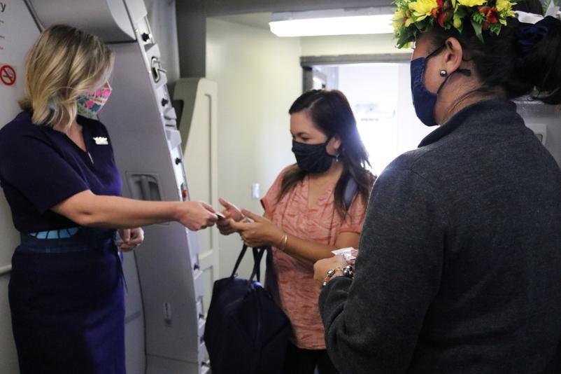 پرواز هواپیمایی هاوایی در طی COVID-19 یعنی چه؟