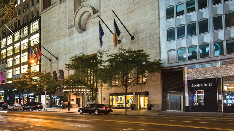Four Seasons Hotel NY Now مسکن متخصصان پزشکی