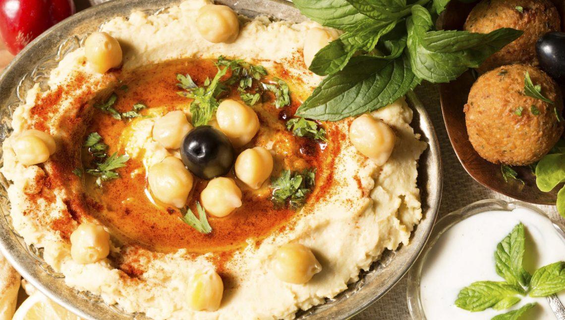 Virtuálna kuchyňa v Izraeli: Od ministerstva cestovného ruchu po váš domov
