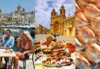 Impikan Masakan Malta Sekarang, Pesta Kemudian