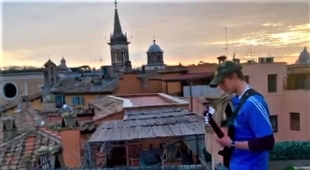 Italianos na semiliberdade de COVID-19: mas não para todos