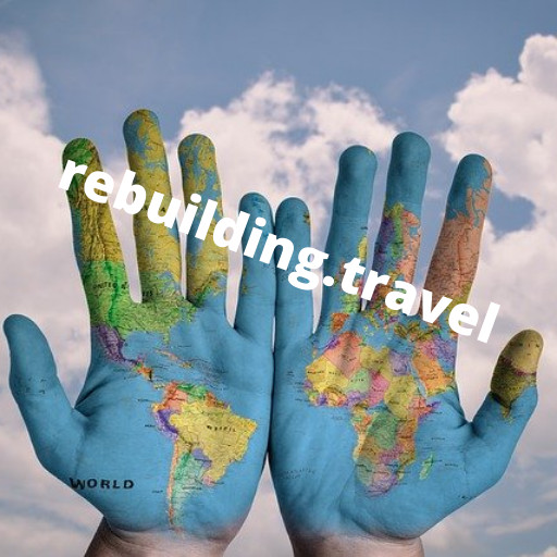 rebuilding.travel-bevægelse nu i 85 lande