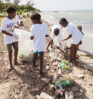 Sandals Foundation:  Preserving the Environment