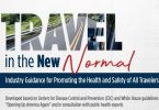Official US Travel Document:  Travel in the New Normal
