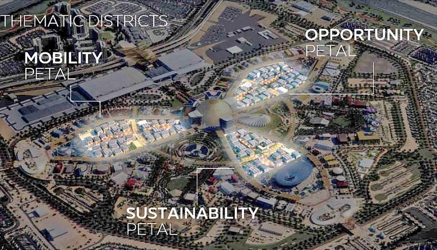 World Expo 2020 დუბაიში გამოტანილია ერთი წელი