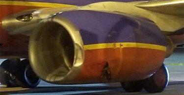 هواپیمای جت لاینر Southwest Airlines شخص را در باند کشته است