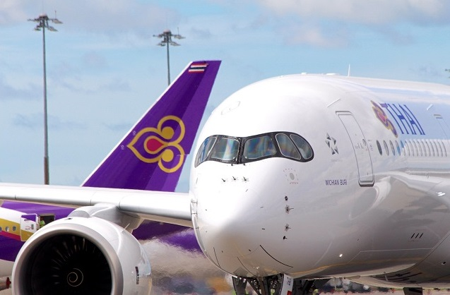 "Thai Airways Faces ""Life or Death"" with Less Support"