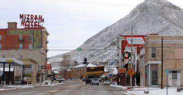 Nevada sacudida por un fuerte terremoto de 6.4