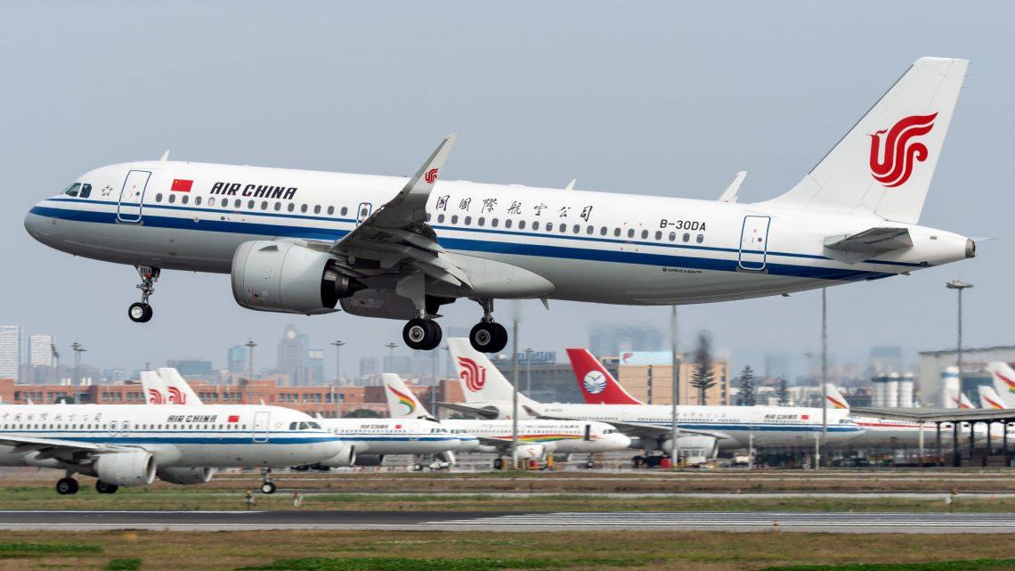 Autoridade de aviação da China: indústria aérea chinesa se recuperando