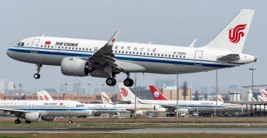 Kiinan ilmailuviranomainen: Kiinan lentoteollisuus on kehittymässä