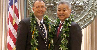 أعلن حاكم هاواي عن إعادة فتح السفر الجوي بين الجزر