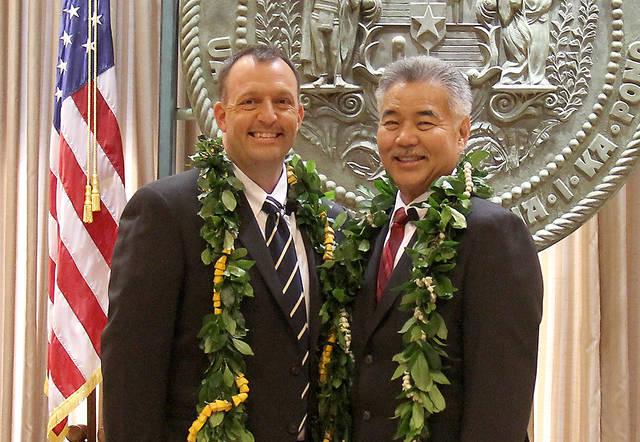 Ο κυβερνήτης της Χαβάης ανακοινώνει εκ νέου άνοιγμα αεροπορικών ταξιδιών μεταξύ νησιών