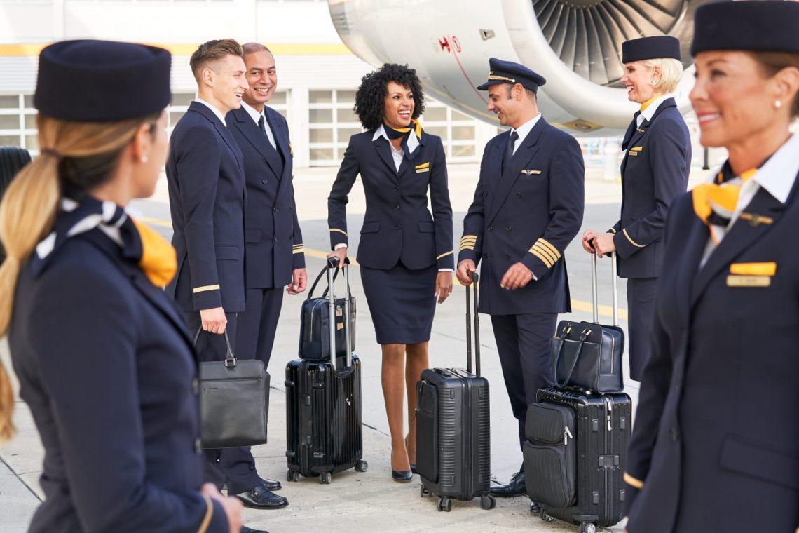 Lufthansa-konserni vähentää 22,000 XNUMX työpaikkaa