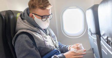 Lufthansa bën të detyrueshme mbrojtjen e maskave dhe hundës në bord duke filluar nga 8 qershori