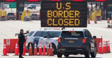 SH.B.A. dhe Kanada shtrijnë mbylljen e kufirit deri në 21 korrik