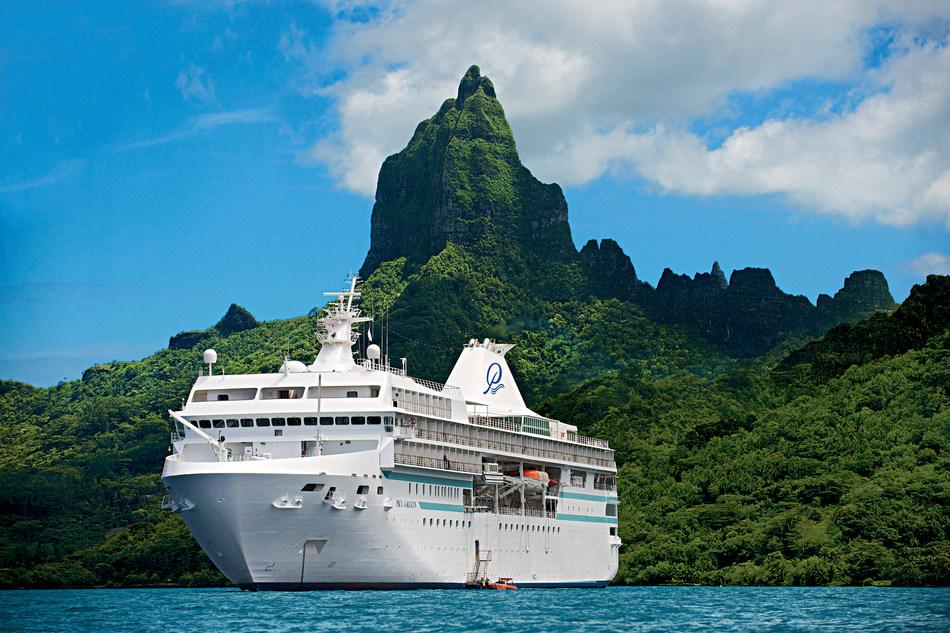 Paul Gauguin Cruises rov qab los rau Tahiti thiab Fab Kis Kev Ncaj Ncees hauv Lub Xya Hli