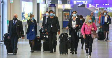 Lufthansa sy Fraport dia mampihatra ny fenitra momba ny fahadiovana ao amin'ny seranam-piaramanidina Frankfurt