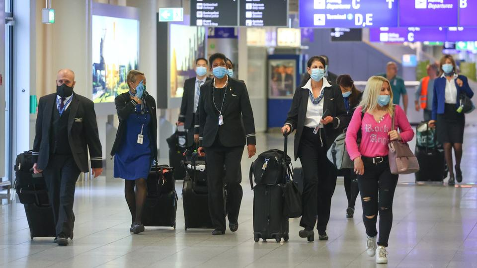 Lufthansa e Fraport implementam padrões de higiene aprimorados no Aeroporto de Frankfurt