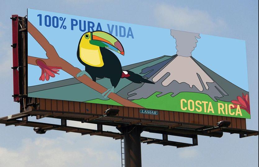 Costa Rica fuafua e toe tatala tuaoi mo turisi ia Iulai 1