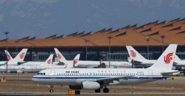 Beijing COVID-19 outbreak slowing China air travel recovery