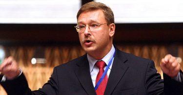"""سناتور روسي يشكو من """"انتهاك الاتحاد الأوروبي"""" حق الروس في السفر"""