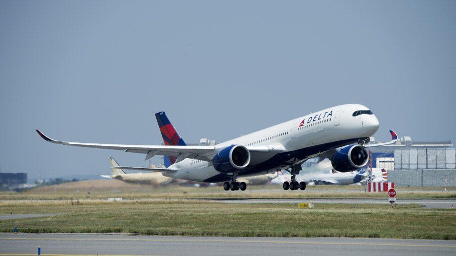 Delta Air Lines retoma voos entre EUA e China