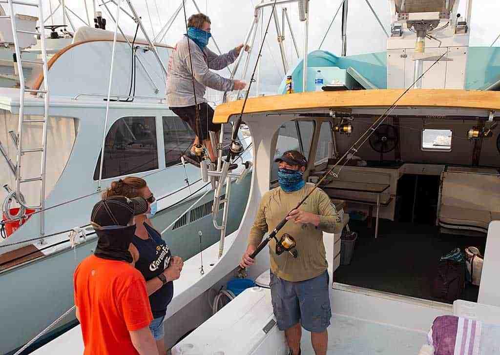 Florida Keys ტურიზმი: კეთილი იყოს თქვენი მობრძანება და მოიტანეთ ნიღაბი