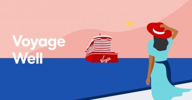 Virgin Voyages purification system: Bold yet necessary statement