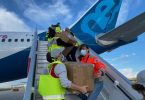 Airbus Foundation completes COVID-19 and Ebola relief flight
