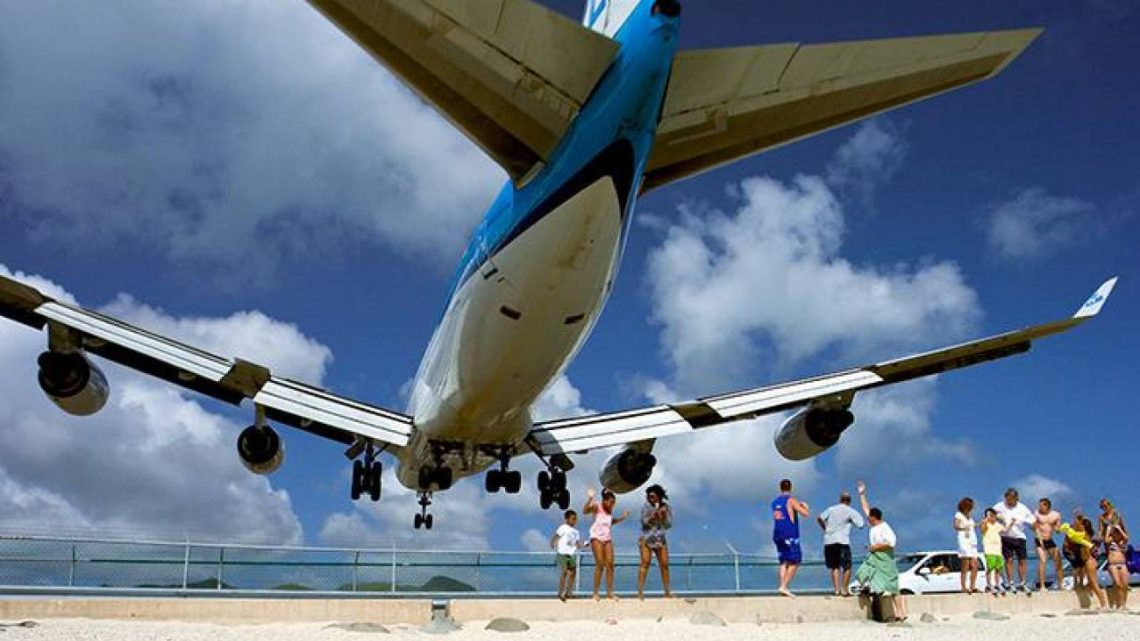 Langkah-langkah pencegahan COVID-19 mengaruhi bandara St. Maarten