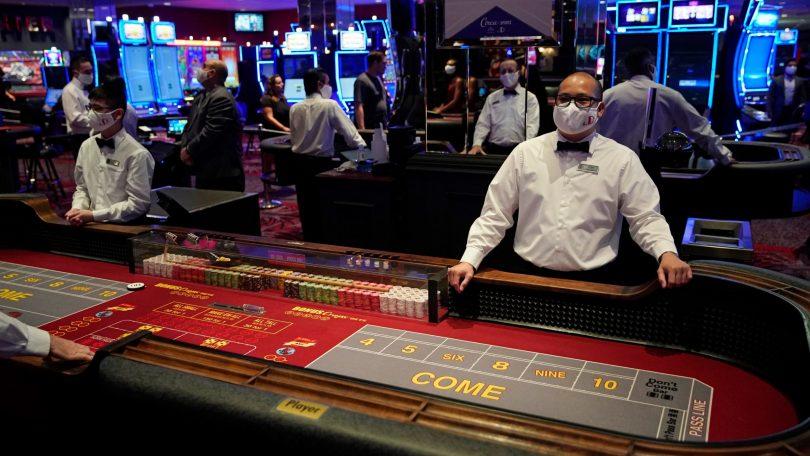 MGM Resorts International سیاست ماسک در سراسر کشور را اعلام می کند