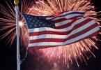COVID-19 a 4. července: 78% Američanů letos utratí méně peněz